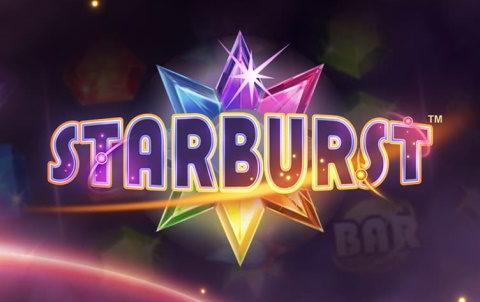Обзор игрового автомат Starburst в онлайн казино Космолот