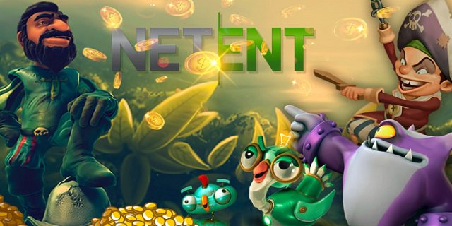 Слоты NetEnt