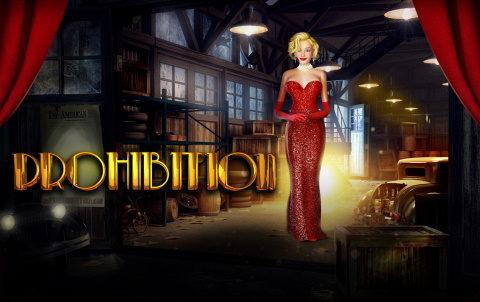 Игровой автомат Prohibition на официальное онлайн казино Goxbet в Украине