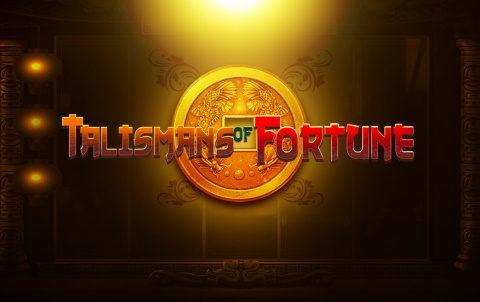 Игровой автомат Talismans of Fortune в казино Адмирал 777
