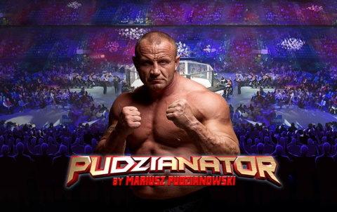 Pudzianator – игровой автомат в казино Вулкан Stars