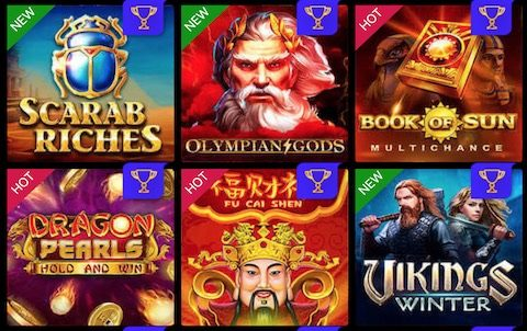 Как найти самый лучший игровой автомат в онлайн казино Kosmolot