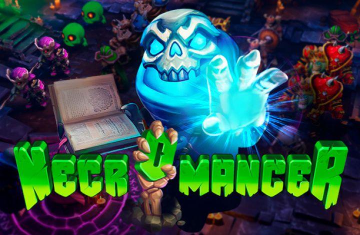 Necromancer игровой слот в казино Фараон