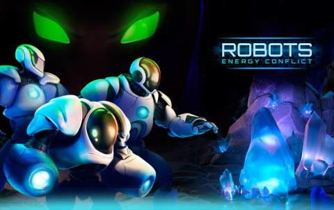 Игровой автомат Robots: Energy Conflict в онлайн казино Эльдорадо