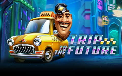 Игровой автомат Trip to the Future в казино Эльслотс