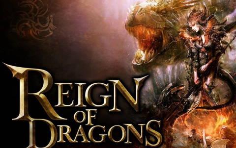 Игровой автомат Reign of Dragons