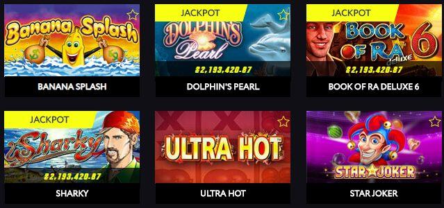 Клубнички онлайн игровые автоматы
