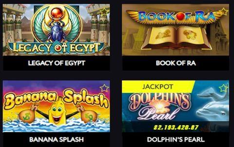 Игра на реальные деньги в онлайн-казино