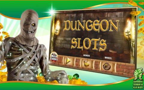 Слот Dungeon в онлайн казино на сайте vse-casinostop.com