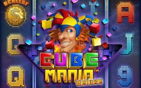 Игровые автоматы Золото Лото – Cube Mania Deluxe