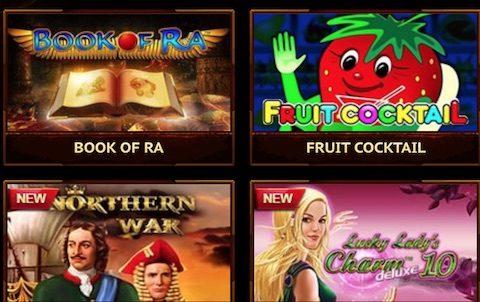 Обзор нового казино Франк с игровыми автоматами
