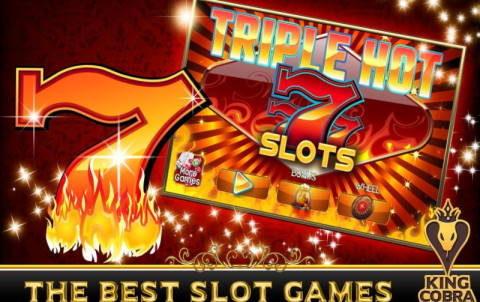 Cлот на реальные деньги Hot Triple Sevens в онлайн казино