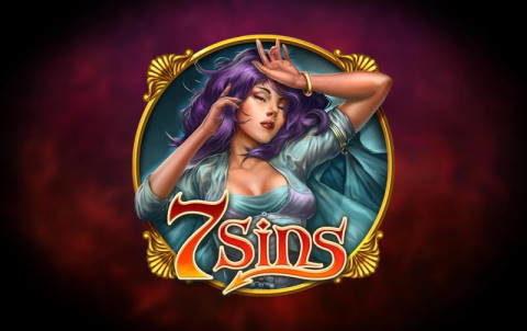 Игровой автомат 7 Sins в казино Гоксбет