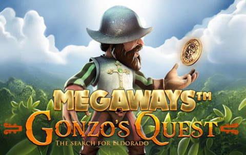 Игровой автомат Gonzo's Quest Megaways в casino Vavada