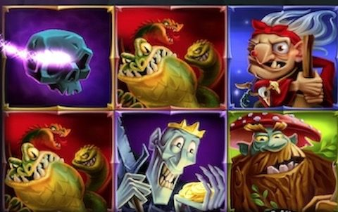 Обзор игрового автомата Forgotten Fable