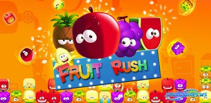 Игровой автомат Fruit Rush в казино Ноу Мани Слотс