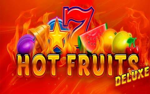 Игровой автомат Hot Fruits Deluxe в казино Вулкан Рояль