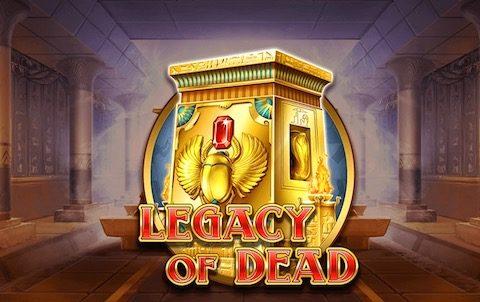 Игровой автомат Legacy of Dead на официальном сайте казино Космолот