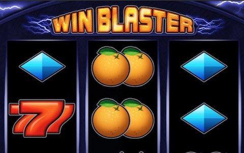Игровой автомат Win Blaster в онлайн казино Чемпион