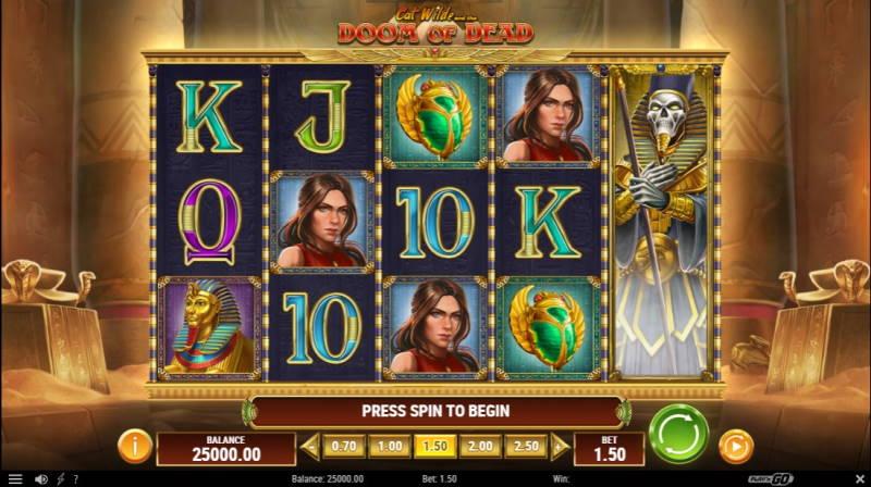 Игровой автомат Doom of Dead