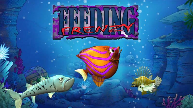 Игровой автомат Fishin Frenzy