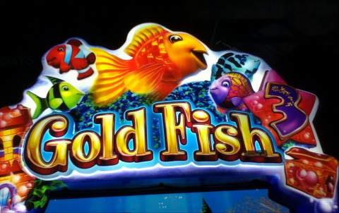 Игровой автомат Goldfish в казино Фреш