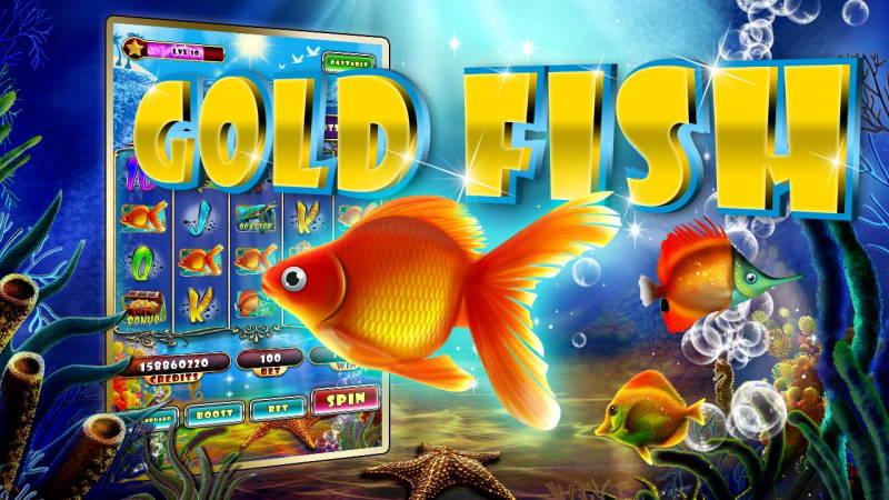 Игровой автомат Goldfish
