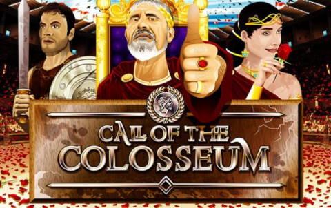 Слот Call of the Colosseum