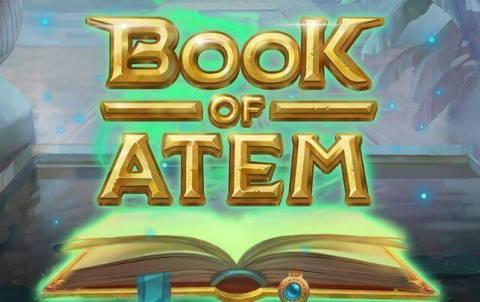 Слот Book of Atem