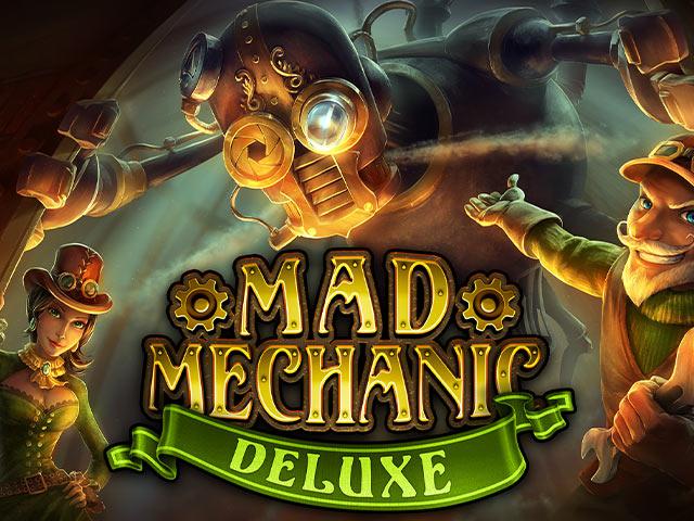 Mad Mechanic – слоты бесплатно в интернет казино