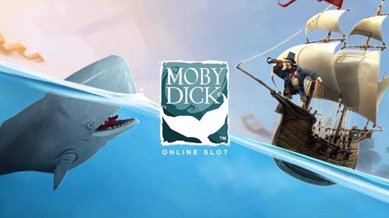 Игровой автомат Moby Dick