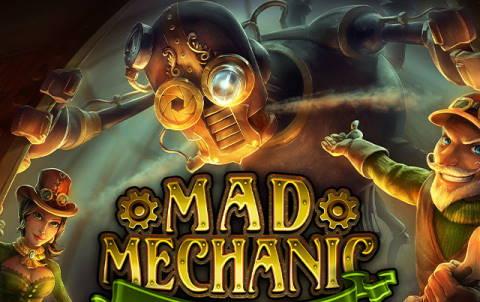 Слот Mad Mechanic