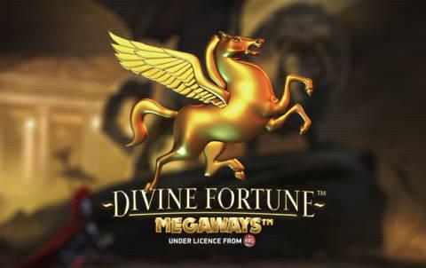 Слот Divine Fortune
