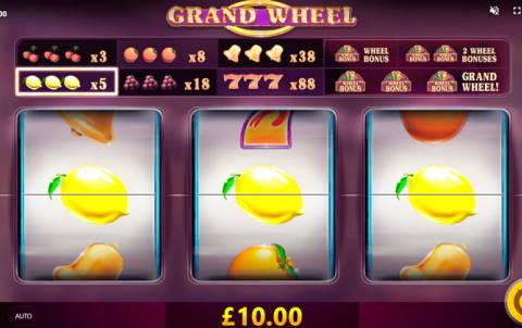 Игровой автомат Grand Wheel