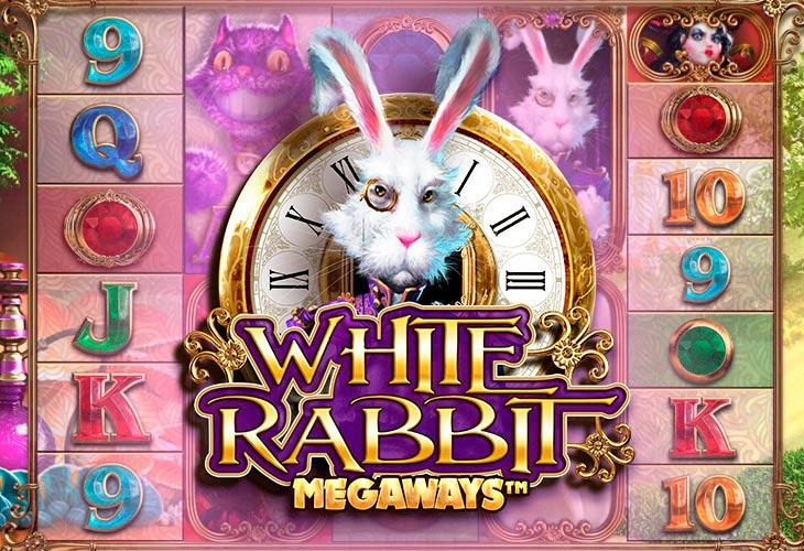 Игровой автомат White Rabbit
