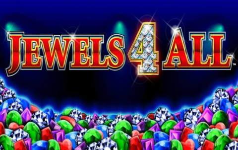 Игровой автомат Jewels 4 All в онлайн клубе casino anonymous