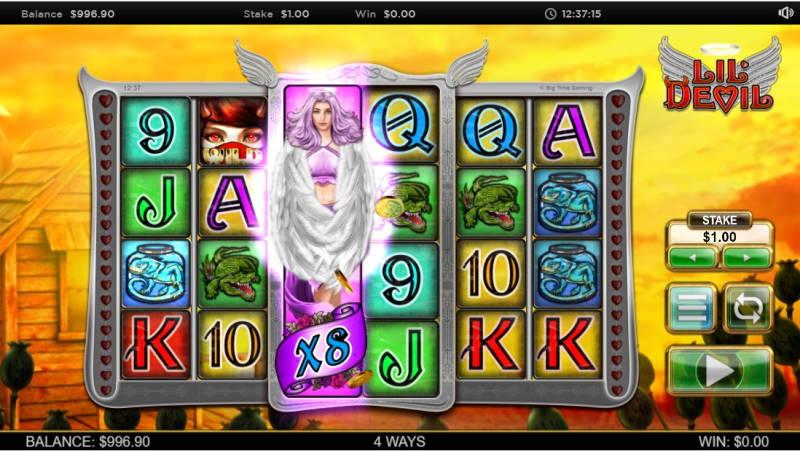 Игровой автомат Lil Devil на официальном сайте Джойказино