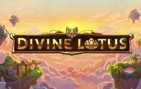 Игровой автомат Divine Lotus в интернет казино