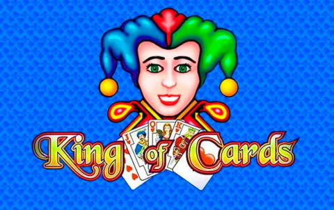 Игровой автомат King of Cards на сайте азартного клуба Джет казино