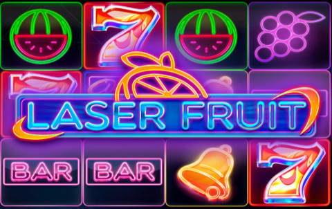 Игровой автомат Laser Fruit в онлайн казино Приватбанк